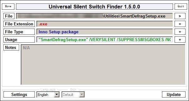 Shinjie: Universal Silent Switch Finder