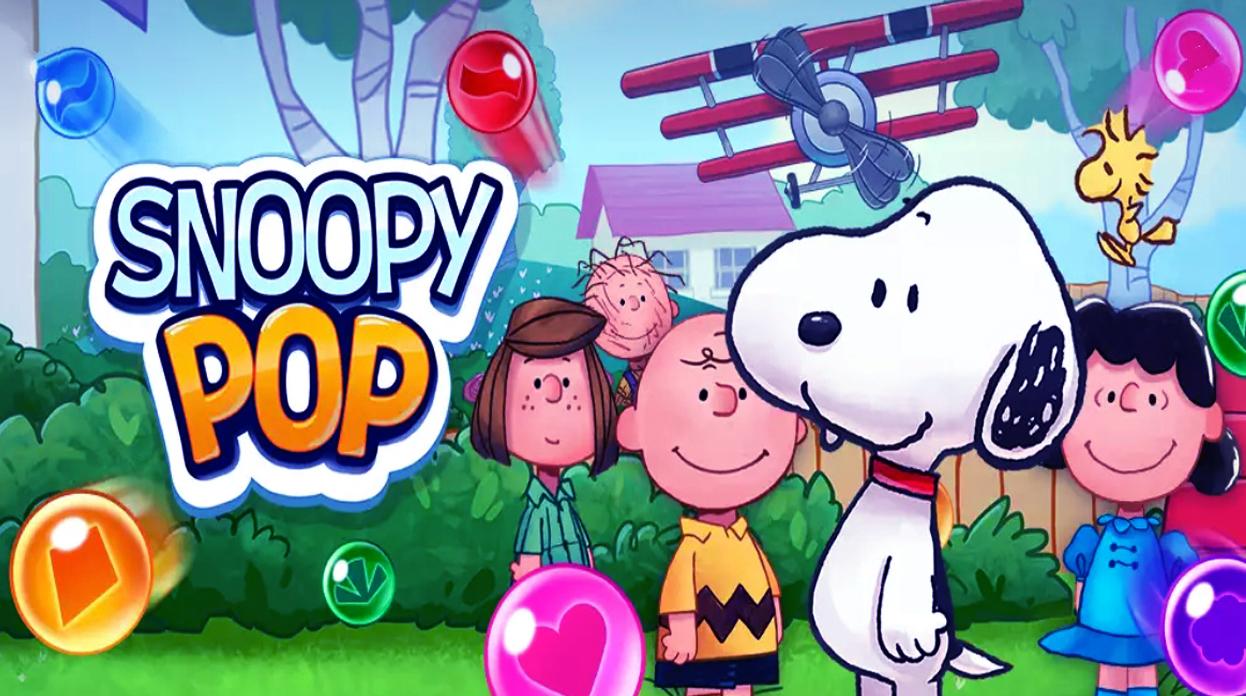 Download: Snoopy Pop Mod Apk