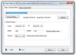 تحميل Instagiffer برنامج تحويل الفيديو الى الصور المتحركة gif