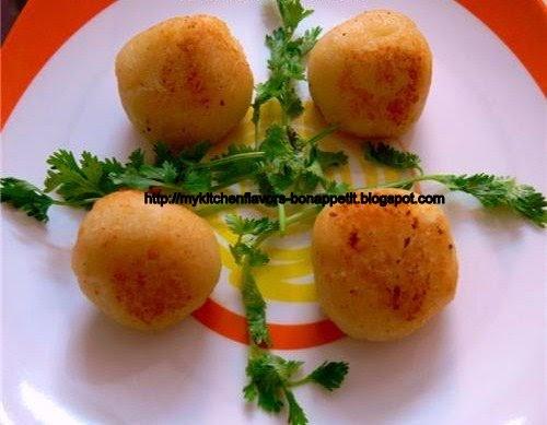 Corn Cheese Balls Recipe By Hebbars Kitchen