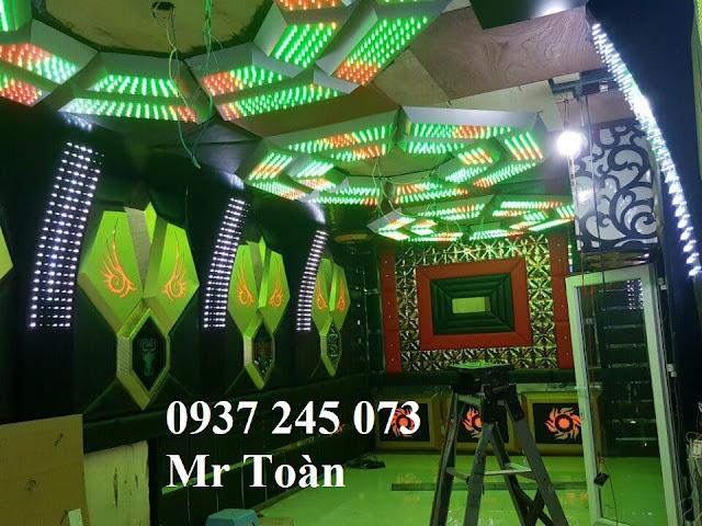 thiết kế thi công karaoke chuyên nghiệp