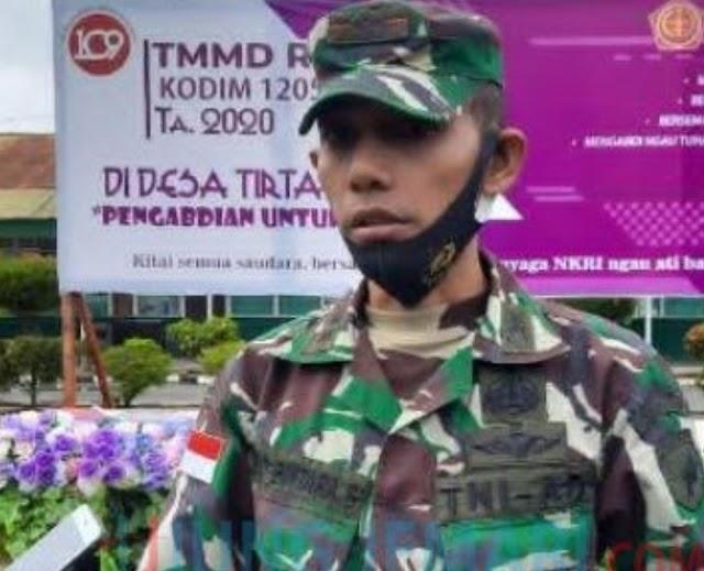 Amankan Pilkades, Kodim 1205 Sintang Kerahkan 100 Personel TNI