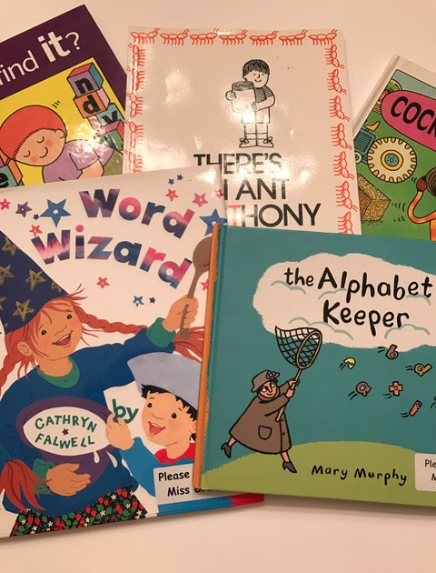 Word Play Books, Puppy Advice, and Word Work