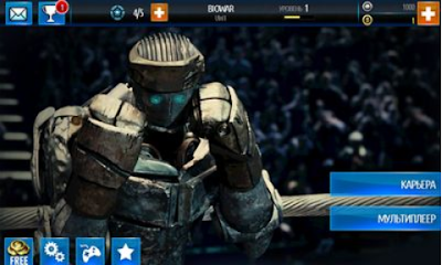 Real Steel World Robot Boxing Apk Play Google