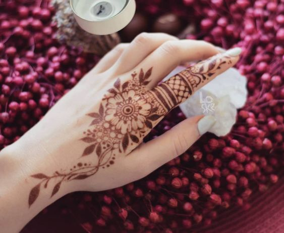 Simple And Easy Mehndi Designs Collection 2019
