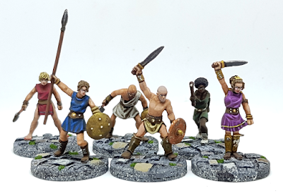Gangs of Rome Resin Bases