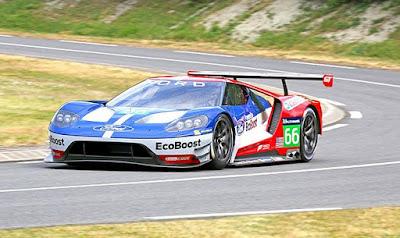 Η Ford στο Nürburgring