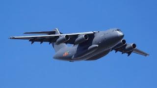 Pesawat Angkut Berat Y-20
