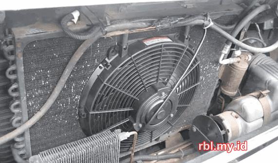 Ini Penyebab Kipas Radiator Mati, Cara Mengatasi