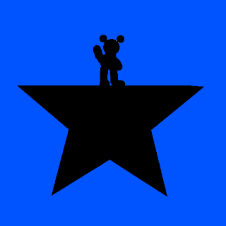 Mickey Hamilton Broadway Logo Disney Musical