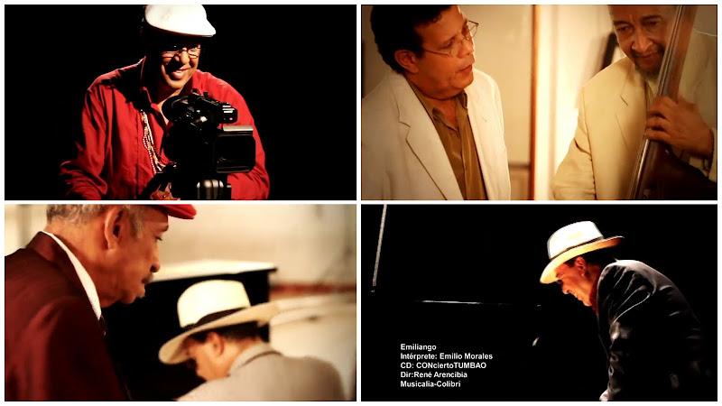 Emilio Morales - ¨Emiliango¨ - Videoclip - Director: René Arencibia. Portal Del Vídeo Clip Cubano