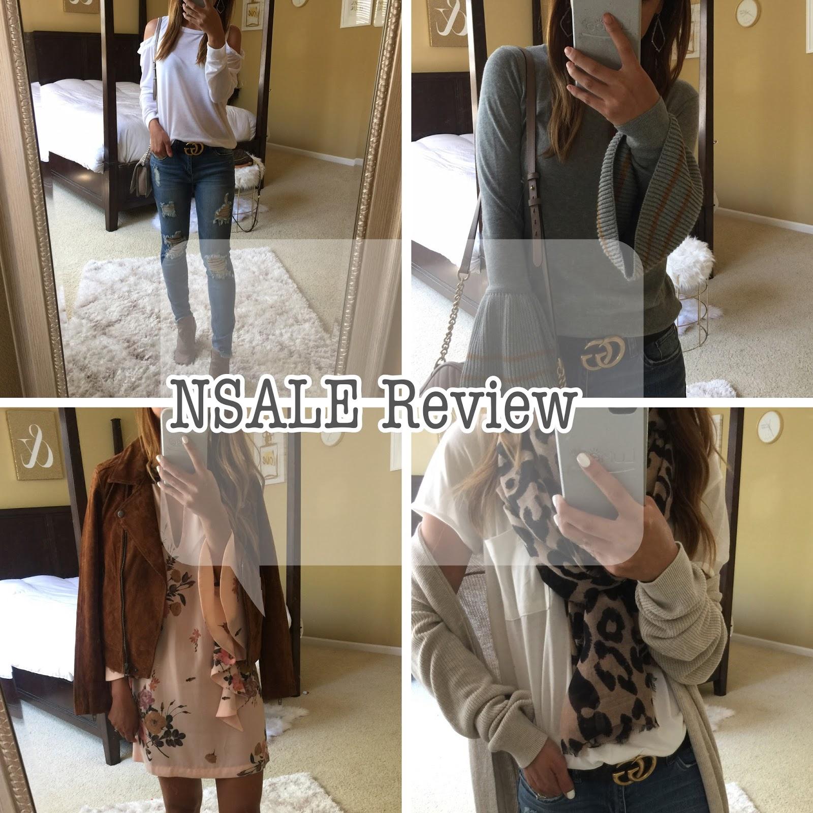 c22792ca9abc7 NSALE Outfit REVIEW (TOP PICKS PART 1)