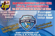 KNPI Caringin Cup Volleyball Turnament 2019