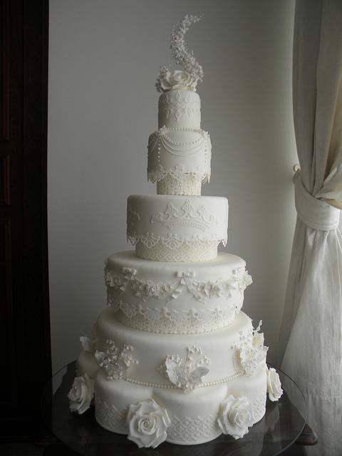 Kate Middleton Royal Wedding Cake My Version