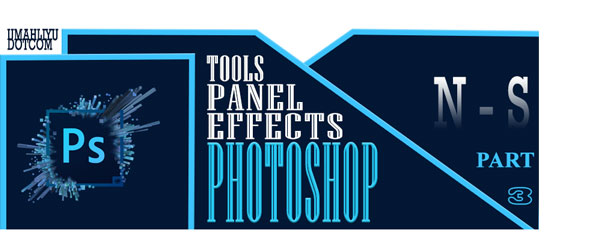 tools panel effect photoshop