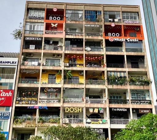 Kafe Apartemen Unik di Vietnam