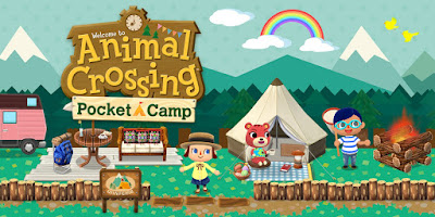 Animal Crossing Pocket Camp, videojuegos para móviles