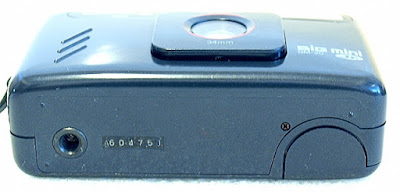 Konica Big Mini Jr. BM-20, Bottom