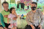 Pererat Tali Silaturrahim, Binmas Polres Enrekang Menyambangi Warga