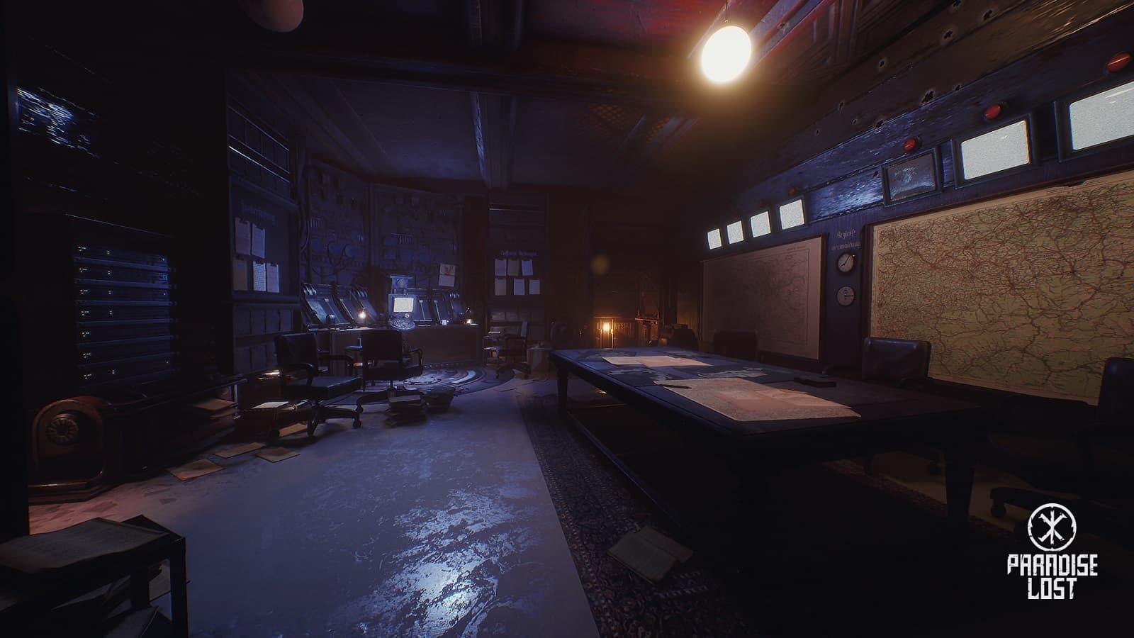 Кинематографичный трейлер и свежие скриншоты фантастического приключения Paradise Lost - 06