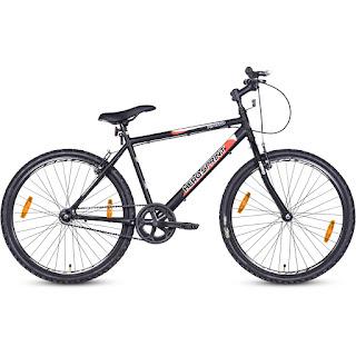 Hero Kyoto 26T Single Speed Mountain Cycle