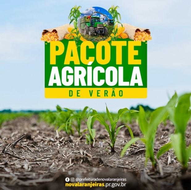 Nova Laranjeiras: Prefeitura informa que estão abertas as inscrições para o pacote agrícola de verão
