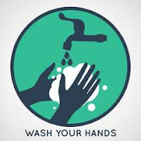 Hands and Under Your Fingernails should be washed daily