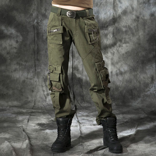 Tactical bottoms cargo pants