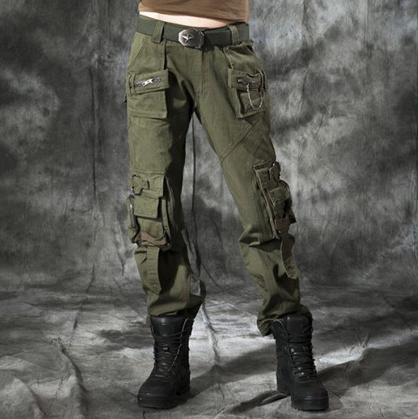 Tactical bottoms cargo pants
