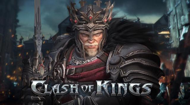 تحميل لعبة Clash of Kings احد أشهر الألعاب الإستتراتيجية لعام 2020