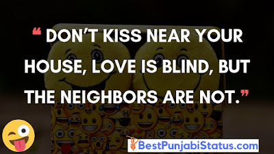 Punjabi Funny Status in English