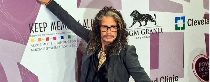 "Steven Tyler lanza su canción ""We're All Somebody From Somewhere"""