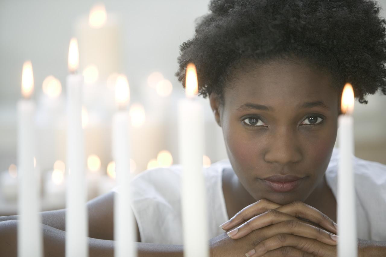 christian girl images