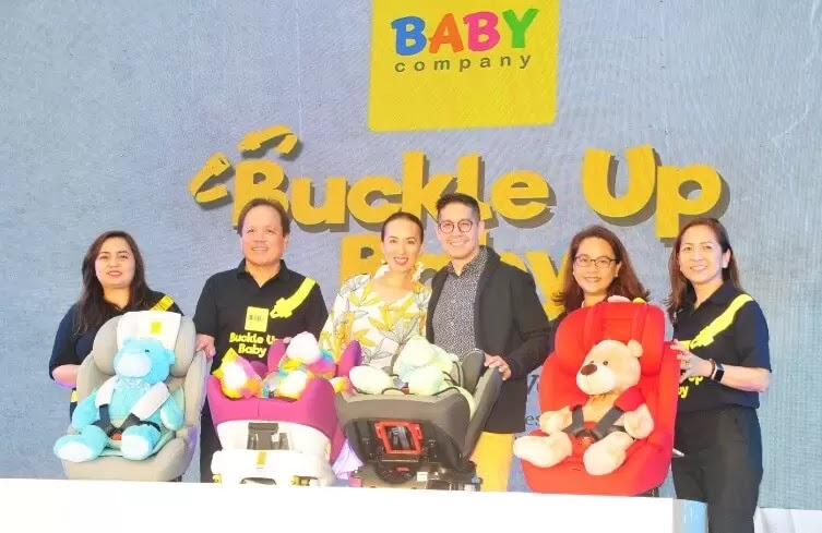 Baby Company Buckle Up Baby