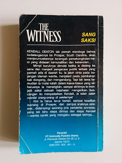 The Witness (Sang Saksi) - Sandra Brown