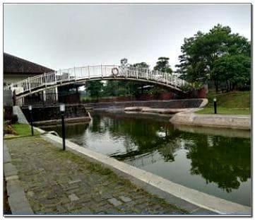 Eco Art Park di Sentul