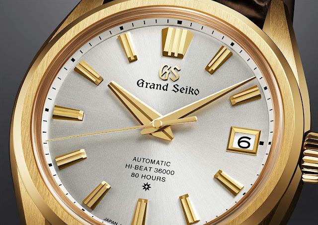 Grand Seiko 60th Anniversary Limited Edition ref. SLGH002