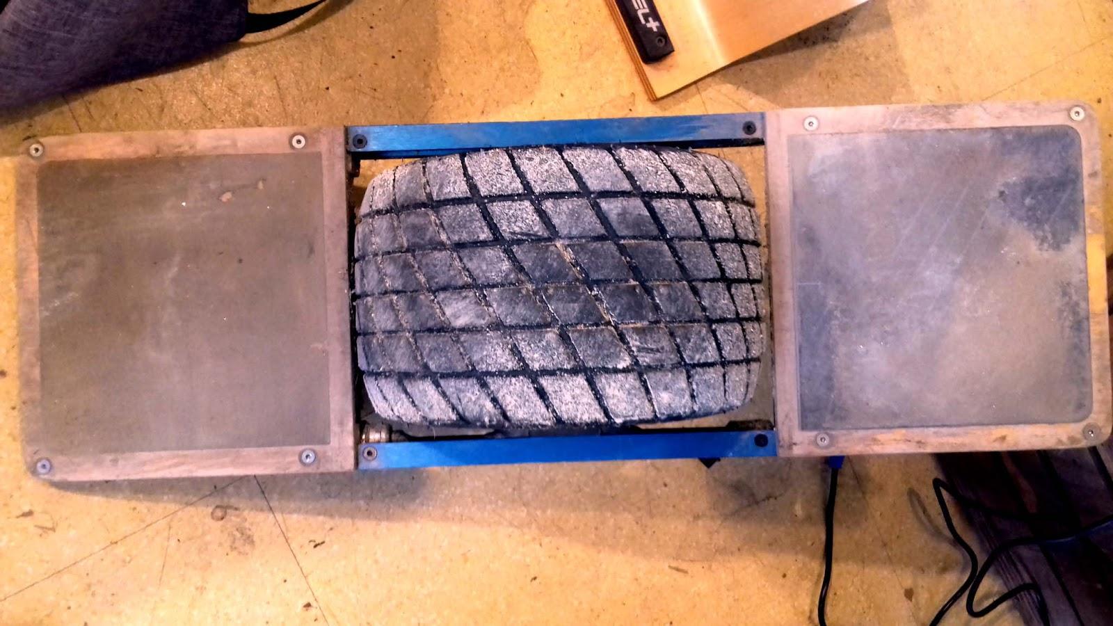 Hoosier 6 5 - le pneu offroad onewheel