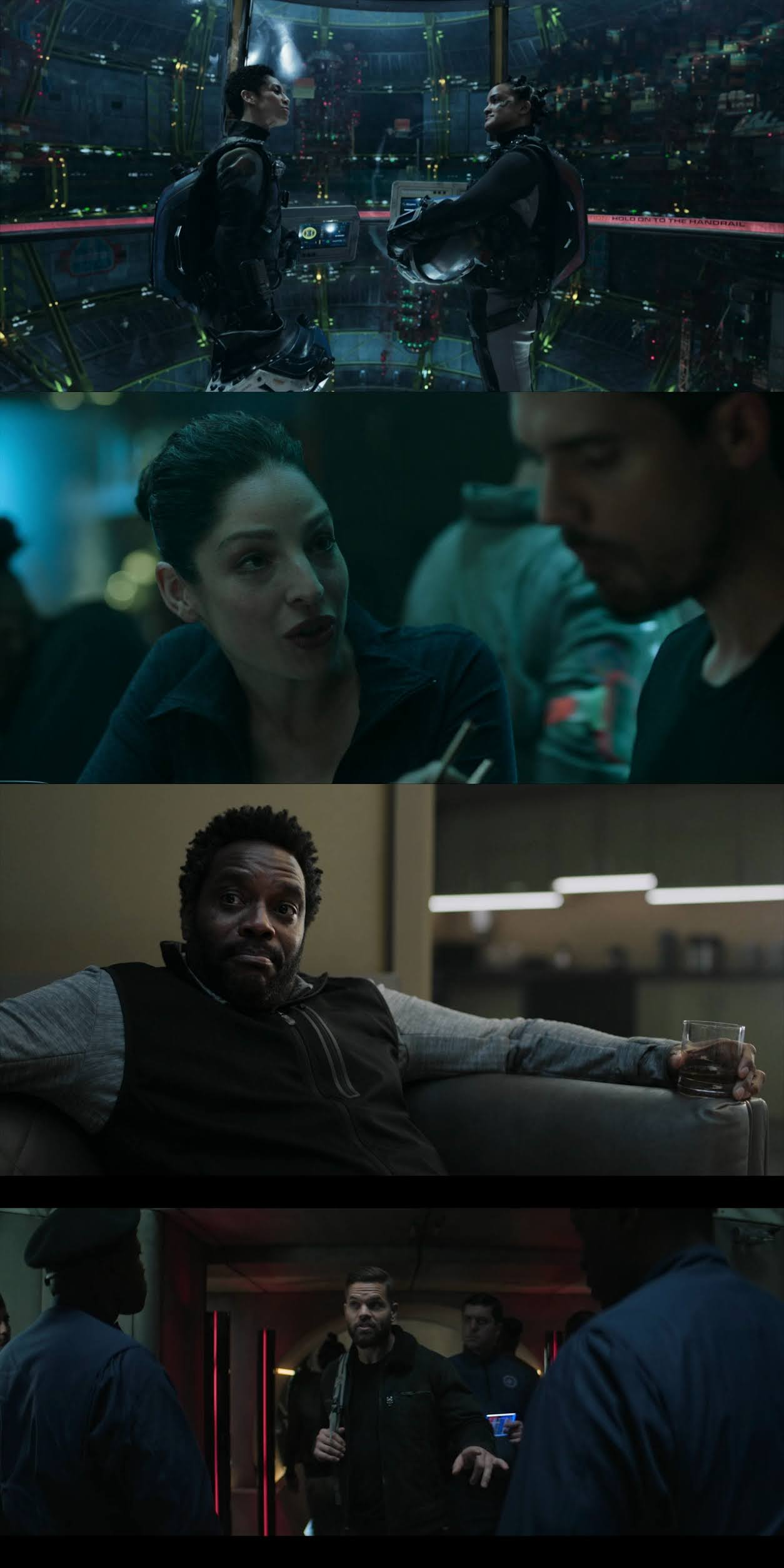 The Expanse Temporada 5 Completa HD 720p Latino