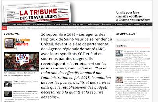 https://latribunedestravailleurs.fr/2018/09/19/19-septembre-2018-les-agents-des-hopitaux-de-saint-maurice-se-rendent-a-creteil-devant-le-siege-departemental-de-lagence-regionale-de-sante-ars-avec-leurs-syndicats-cgt-et-sud-et-soutenu/