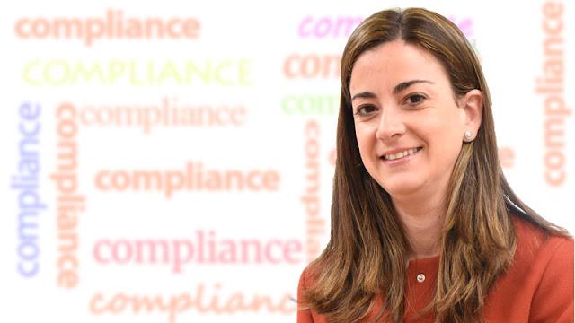 Esperanza  Bernal Quirós Compliance Officer de LaLiga