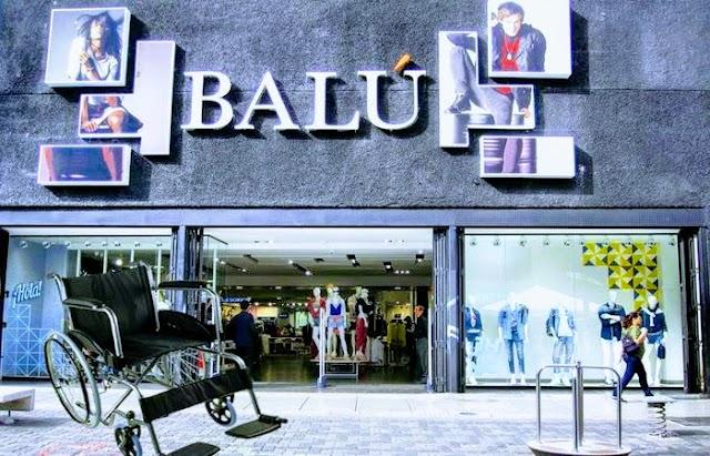 Balú, la tienda que discrimina en Caracas a personas con discapacidad