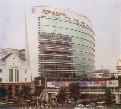 Graha Iskandarsyah Jakarta, Gedung tinggi di Indonesia 1998