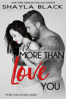More Than Love You by Shayla Black