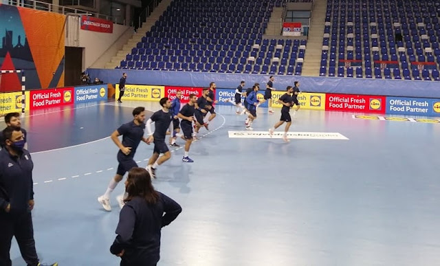 Στην προετοιμασία της Εθνικής κλήθηκαν ο προπονητής και 5 παίκτες του Διομήδη Άργους