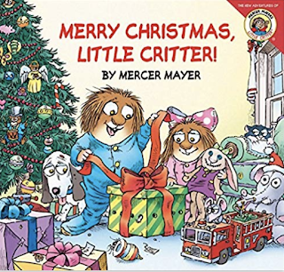 Merry Christmas, Little Critter by Mercer Mayer