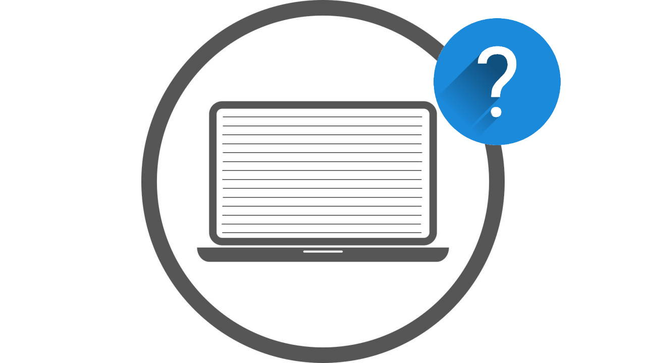Cara Mengatasi Layar Laptop Bergaris