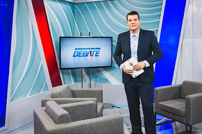 Marcelo Zanini apresenta o programa às quartas-feiras na TV Aparecida - Juan Ribeiro/Divulgação TV Aparecida