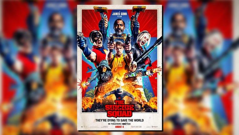 The Suicide Squad Movie In 3Movierulz