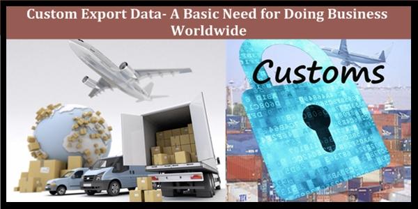 Need for Doing Business Worldwide
